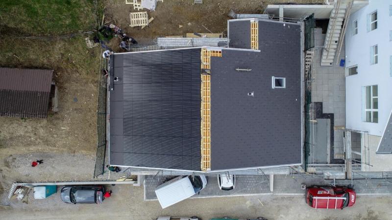 MegaSlate Oberdiessbach Montage 05