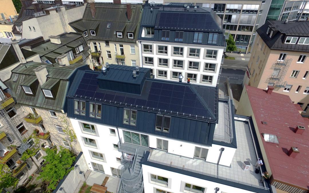 Das Resultat von über 30 Jahren Erfahrung in der Photovoltaik