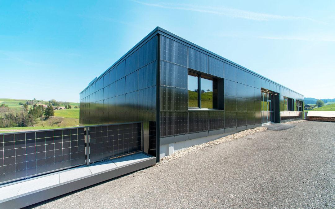 La façade solaire à 360°
