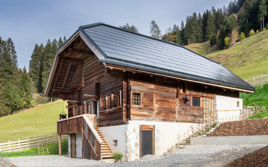 MegaSlate Alpin für Gstaader Chalet