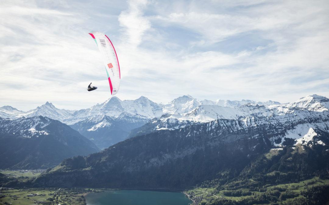 Patrick von Känel an den Red Bull X-Alps 2021