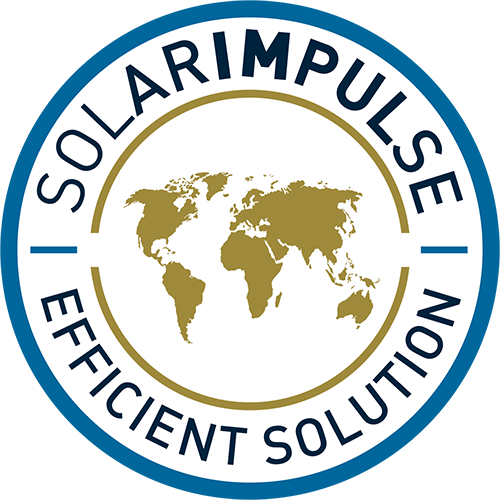 Solar Impulse Efficient Solution Emblem
